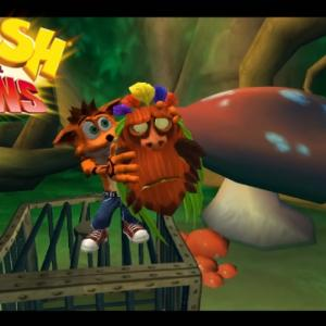 【レビュー】PS2の隠れた名作クラッシュバンディクー6にあたるゲーム『クラッシュ・オブ・ザ・タイタンズ』【評価・感想】