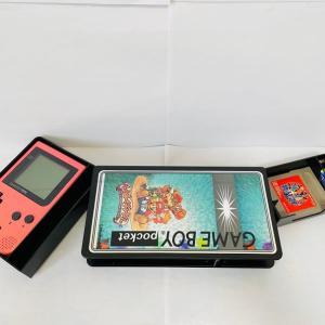 【ジャンク品】Nintendo非公式っぽい?ジャンクで見つけたGBポケットケースという謎のグッズをご紹介!【マリオ】