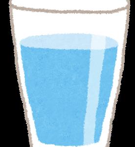水分不足とマグネシウム。