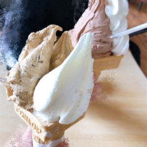 【スイーツ】帯広市*ウエモンズハート*ジェラートが美味しい*アイスケーキもおすすめ