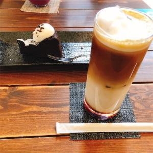 【カフェ】十勝幕別町札内*一糸の生ショコラケーキが絶品*ウラニワカフェに持ち込みがおすすめ