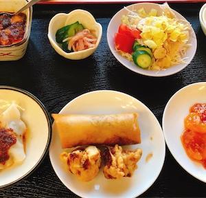 【中華】帯広市*中華食事処 孫悟空*本格的な中華料理が気軽に楽しめるお店