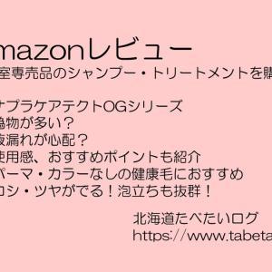 【ヘアケア】ナプラケアテクトOGシリーズ*美容室専売品は偽物も多いので注意*Amazonで購入レビュー