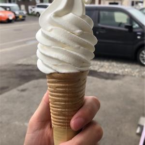 【スイーツ】十勝幕別町札内*一糸(いと)*ソフトクリームラリー*シュークリームも美味しい