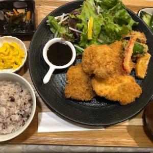 【定食】帯広市*小鉢がたくさんボリューミーで美味しい洋食店*晩ごはんの店ドマーニ食堂