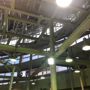 長崎屋帯広店「旧ファンタードームの名残」