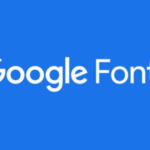 Google Fonts(Googleフォント)の使い方【文字フォント変更】