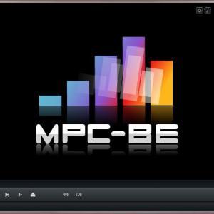 MPC-BEのインストール方法、使い方