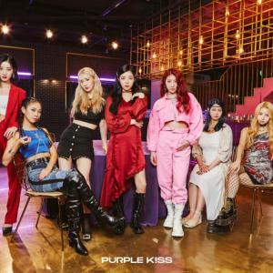 PURPLE KISS プレデビュー曲『My Heart Skip a Beat』MV公開【メンバー紹介も】