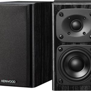 KENWOOD LS-NA7 小型ブックシェルフスピーカーの口コミ・評判、レビュー