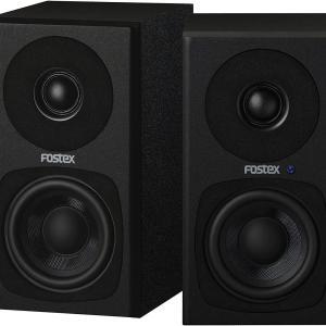FOSTEX PM0.3H アクティブスピーカーの口コミ・評価、レビュー