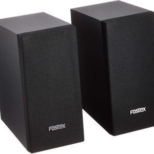 FOSTEX PM0.1e 小型アクティブスピーカーの口コミ・評価、レビュー