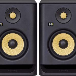 KRK ROKIT 5 G4 (RP5 G4) パワードスピーカーの口コミ・評判、レビュー