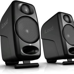 IK Multimedia iLoud Micro Monitor コンパクトモニタースピーカーの口コミ・評判、レビュー