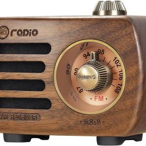 Gemean R-818 ラジオ Bluetoothスピーカーの口コミ・評価、レビュー