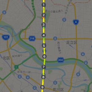 【鉄道沿線歩き旅】Case3 日暮里・舎人ライナー編