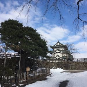 【城巡り・グルメ紹介】東北周遊旅(青森・岩手)編(1日目後編)