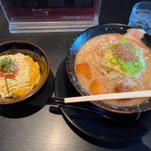 【麵屋風火/草津市】黒コショウが効いた濃厚とんこつラーメンが美味しい