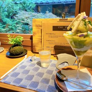 【夜パフェ&カフェ UNO│草津市】インスタ映え間違いなしの和テイストな隠れ家カフェがオープン!