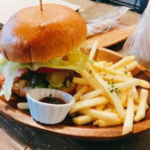 【nalu cafe/ 草津市 】草津駅前のハワイアンなカフェに行ってみました!!