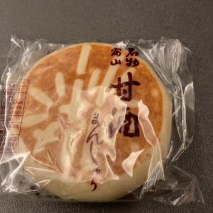 新幹線内で味わう富山名物「甘酒饅頭」あんこ好きがお送りする第65話