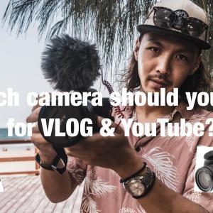 【2020冬版】VLOGやYouTubeするならこのカメラ5選!!【カメラ・映像初心者必見!】