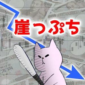 崖っぷち【月間収支マイナス】
