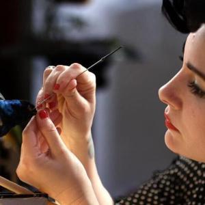 珍しい職業❗️剥製師🕊