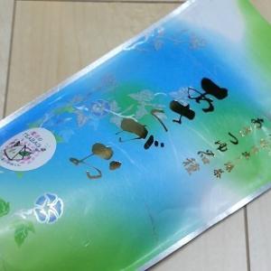 あさつゆ品種、爽やかな水出し緑茶☆彡