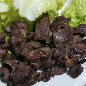 男の家庭ジビエ料理♪猪のお肉