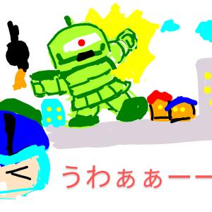 システムオールグリーン!GUNDAM熊シャケ出ます!をぱーん!