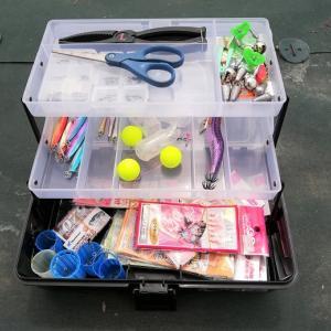 釣り 道具箱 おすすめ アイリスオーヤマの工具箱をブログで紹介