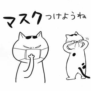 【マスク問題解決!】自分の顔サイズに合わない「マスク」へのストレスがヤバい。