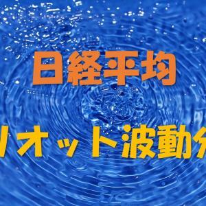 日経平均のエリオット波動分析2020/10/22