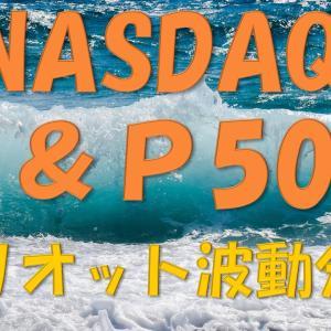 NASDAQ/SPX エリオット波動分析 2020/11/4