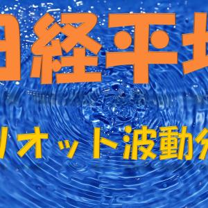 日経平均のエリオット波動分析2020/11/05