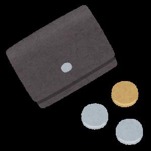 【ミニマリスト向け】小さい財布がおすすめ