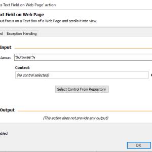 【WinAutomation】WebFormsによるWeb上のFormタグ操作を解説