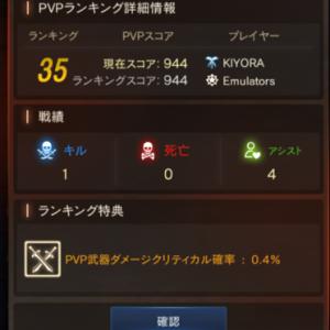 【リネM】4/15~4/21のPvP感想戦。 - きよM.132 -