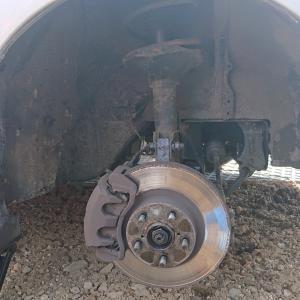 タイヤ交換の方法