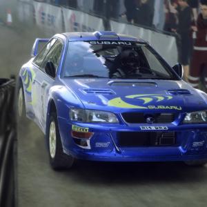 Dirt RallyにWRC98インプレッサが来たぞ~!