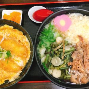 20・肥前饂飩翔〜超人気店の海老天丼と平打ちうどん