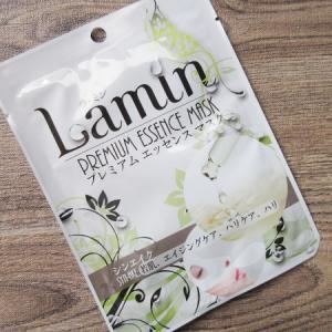 Lamin(ラ・ミン)プレミアムエッセンスマスク キャビア