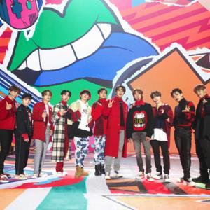 SEVENTEEN(セブチ)2020 SBS Gayo Daejeon in Daegu 出演時に着用していた衣装