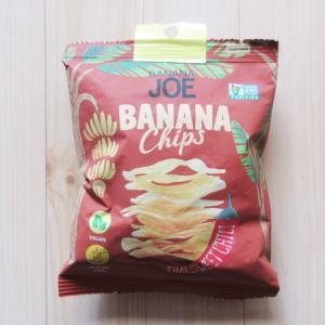Banana Joe Chips THAI SWEET CHILI(バナナジョー タイスイートチリ味)