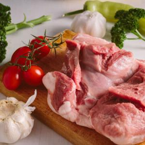肉の日なので