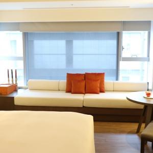【台南ホテル】一万円台でハイクラスホテルに泊まる贅沢体験ひとり旅!!