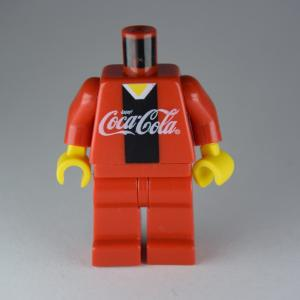 コカ・コーラのミニフィグ