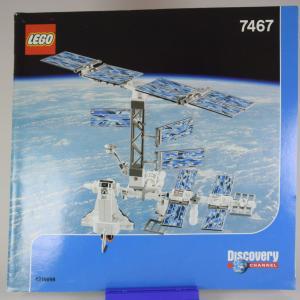 LEGO 7467 国際宇宙ステーション I.S.S.