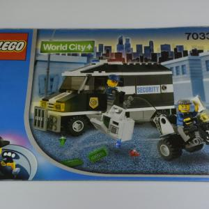 LEGO World City7033